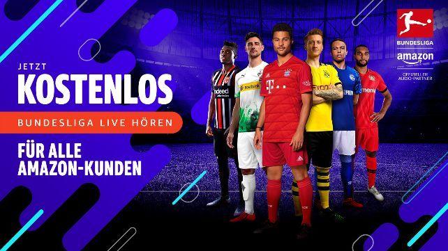 Amazon sichert sich weitere Bundesliga-Rechte: Los geht's für Prime-Kunden!